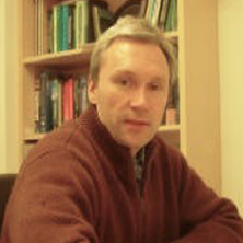 Faculty Headshot of Alexander Fadeev