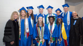 Picture of Buccino Grads